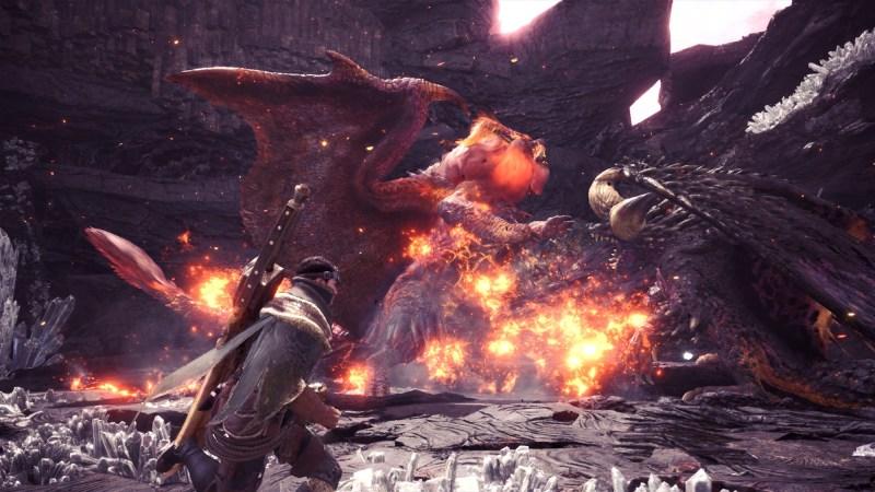 Monster Hunter: World screencap (Capcom)
