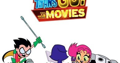 Teen Titans GO! To The Movies poster (Warner Bros. Pictures)