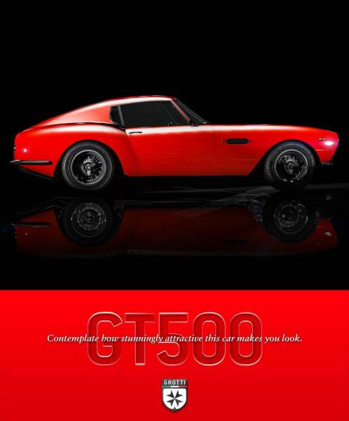 Grand Theft Auto GT500