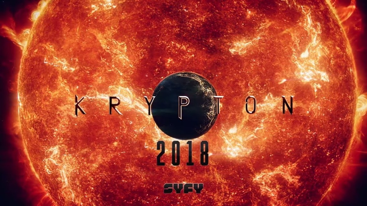 Krypton Official Trailer - Syfy