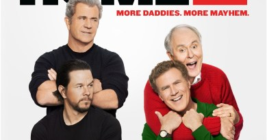 Daddy's Home 2 Blu-Ray Combo cover (Paramount Home Entertainment)