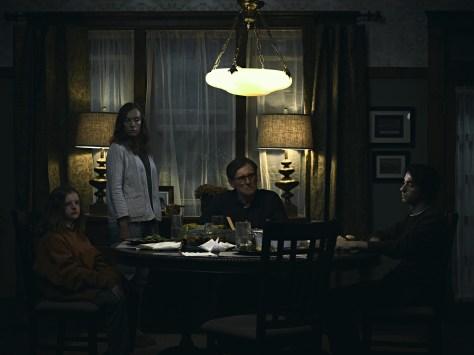 De cast uit Hereditary