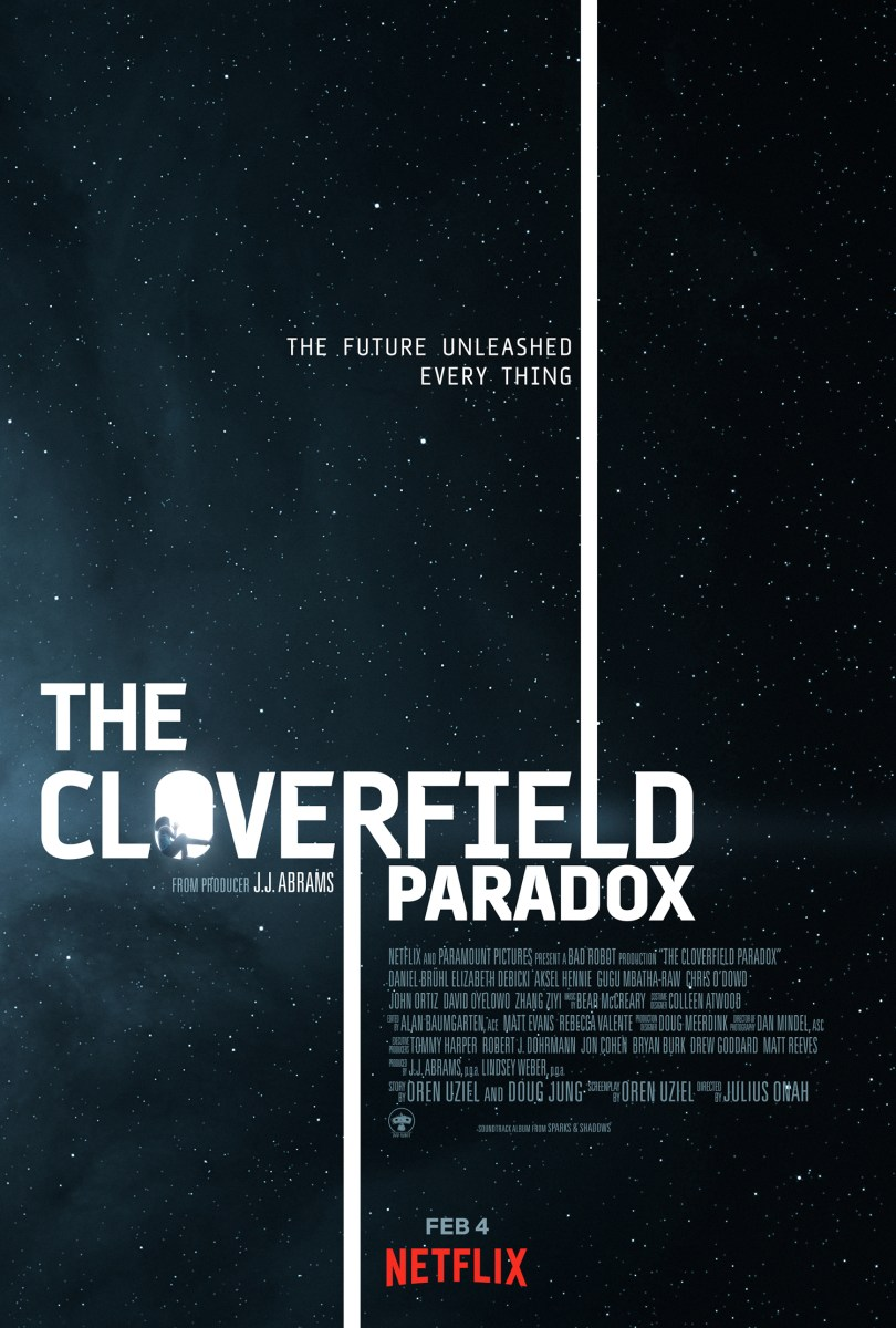 The Cloverfield Paradox Stills And Poster Released