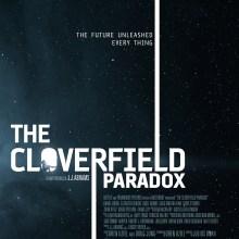The Cloverfield Paradox poster (Netflix)
