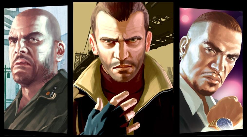 gta 4 real life characters