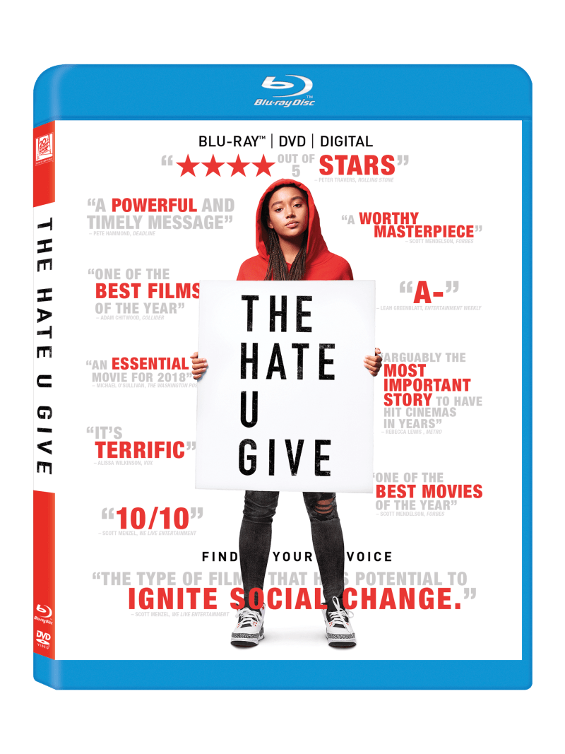 The Hate U Give Home Release Information | Nothing But Geek