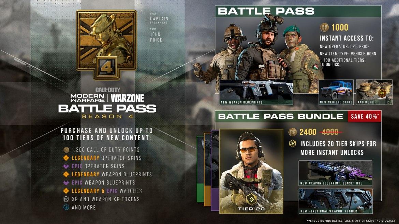 Call Of Duty Modern Warfare Season 4 Is Live Nothing But Geek