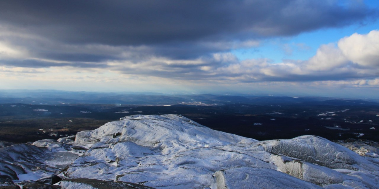journey to find the secrets of mount monadnock nothing but new england