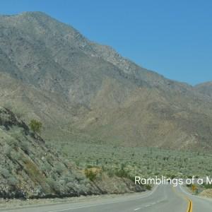 A Road Trip to Borrego Springs