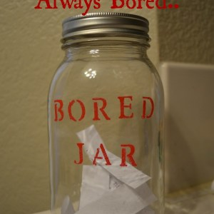 The Bored Jar