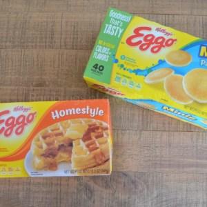 Easy Mini Eggo Chicken Pot Pies