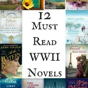 12 Must Read WWII Novels