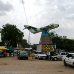 Airplane Monument Somaliland Independance Day