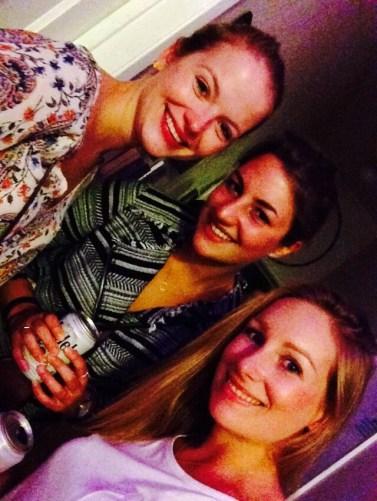 San José Poetry Slam with ma girls