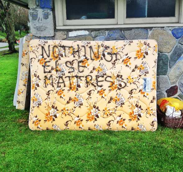 Nothing Else Mattress In Vancouver