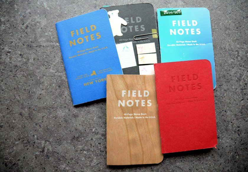FieldNotes - Jan