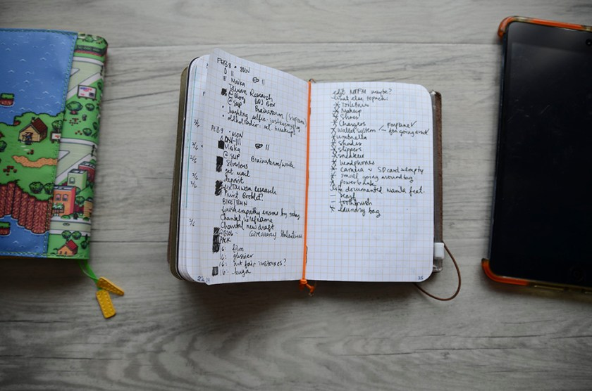 MTN - Field Notes Drink Local Stout - Bullet Journal