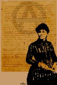 Lucy Gonzales Parsons Autobiography by vagabond ©