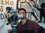 Jeff %22AK%22 on camera