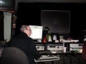 Joe Cunningham in the sound mix