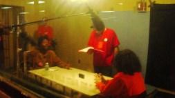 Prison Interview Rehearsal