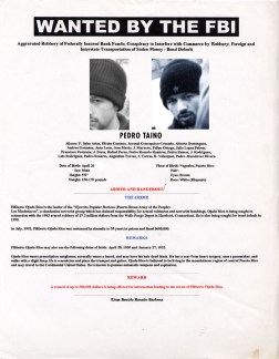 Wanted-FBI