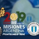 Montecarlo se alista para el Mundial de Futsal