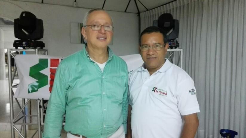 Movimiento Político Sí Tuluá oficializó respaldo