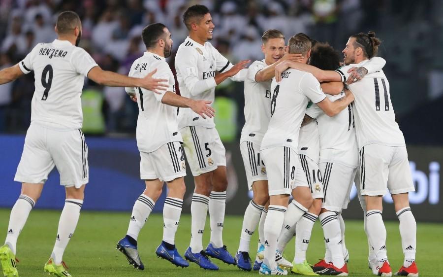 El Real Madrid se proclamó campeón del Mundial de Clubes 2018