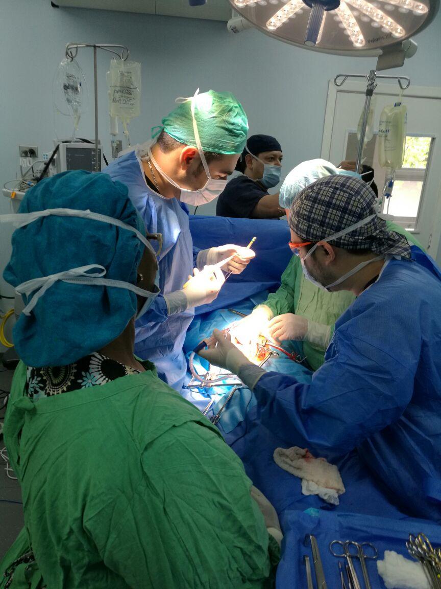 Unos seis trasplantes de riñón se realizarán en el Catarino Rivas este año