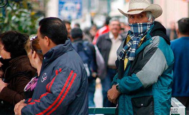 Frente frío: Copeco pide precaución a la población por fuertes vientos