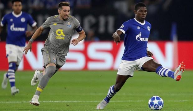 El Porto de Casillas igualó 1-1 con el Schalke