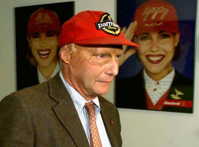 Falleció Niki Lauda legendario piloto de Fórmula 1