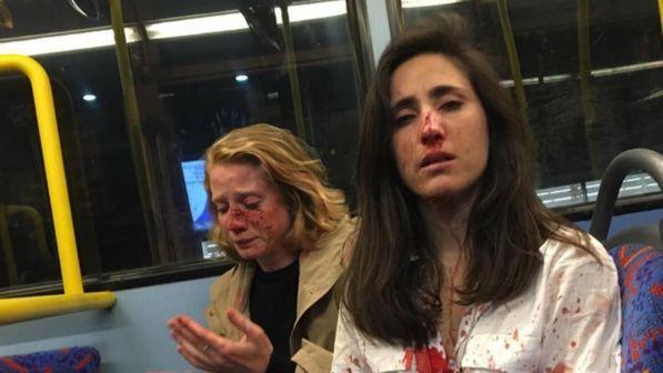 Pareja gay atacada en un autobús en Londres