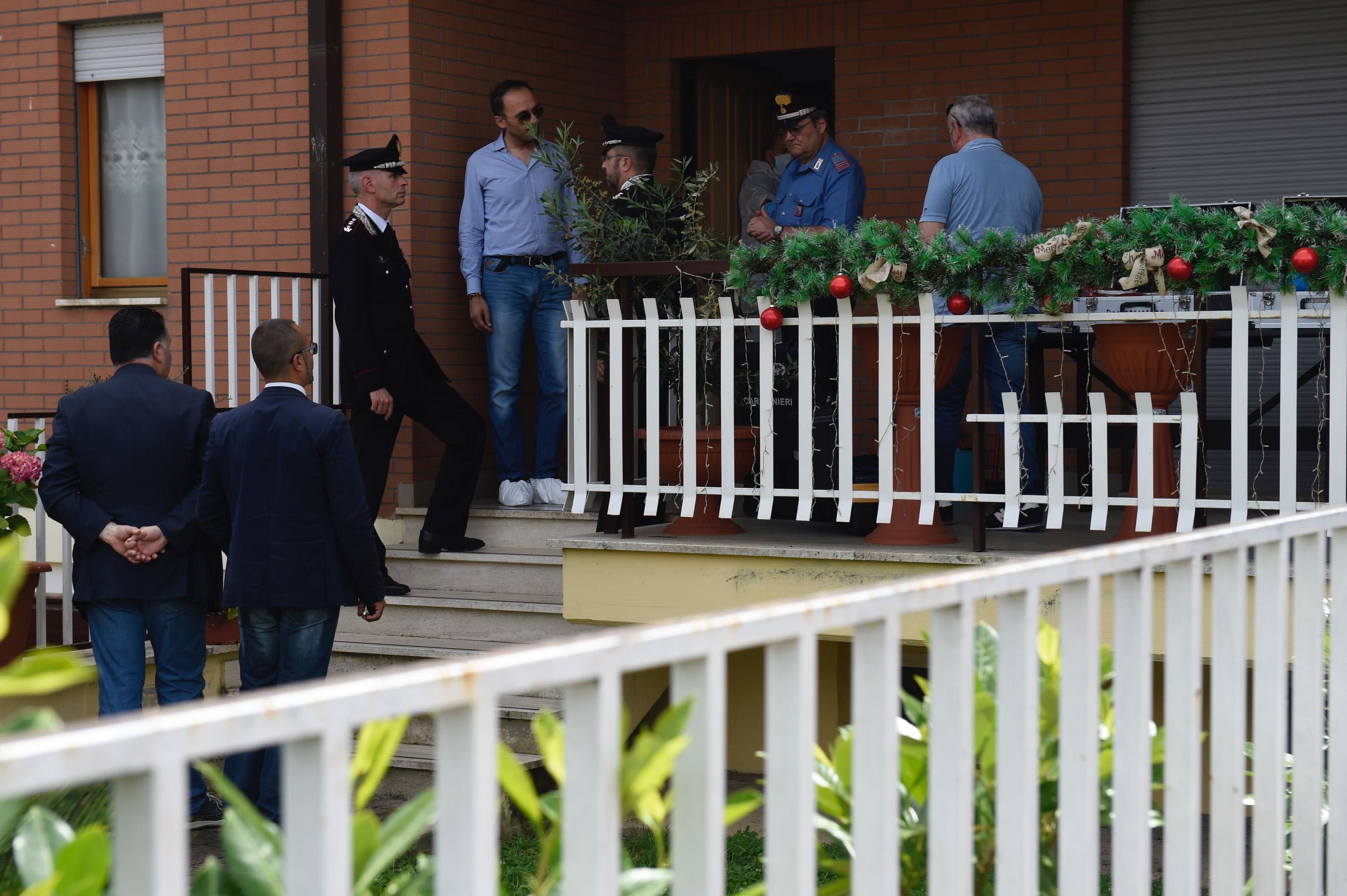 Asesinato en Cisterna di Latina, una mujer asesinada en su casa