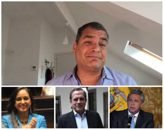 Presidencia de Ecuador aclara que Lenín Moreno no encargó misión de AP a Bélgica