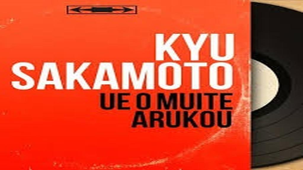 """Sección: """"Éxitos en el tiempo"""" con José Manuel Estevanot. Kyu Sakamoto"""