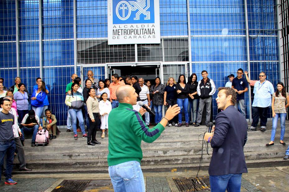 Alcaldía Metropolitana inicia una semana de conexión entre Caracas y el mundo