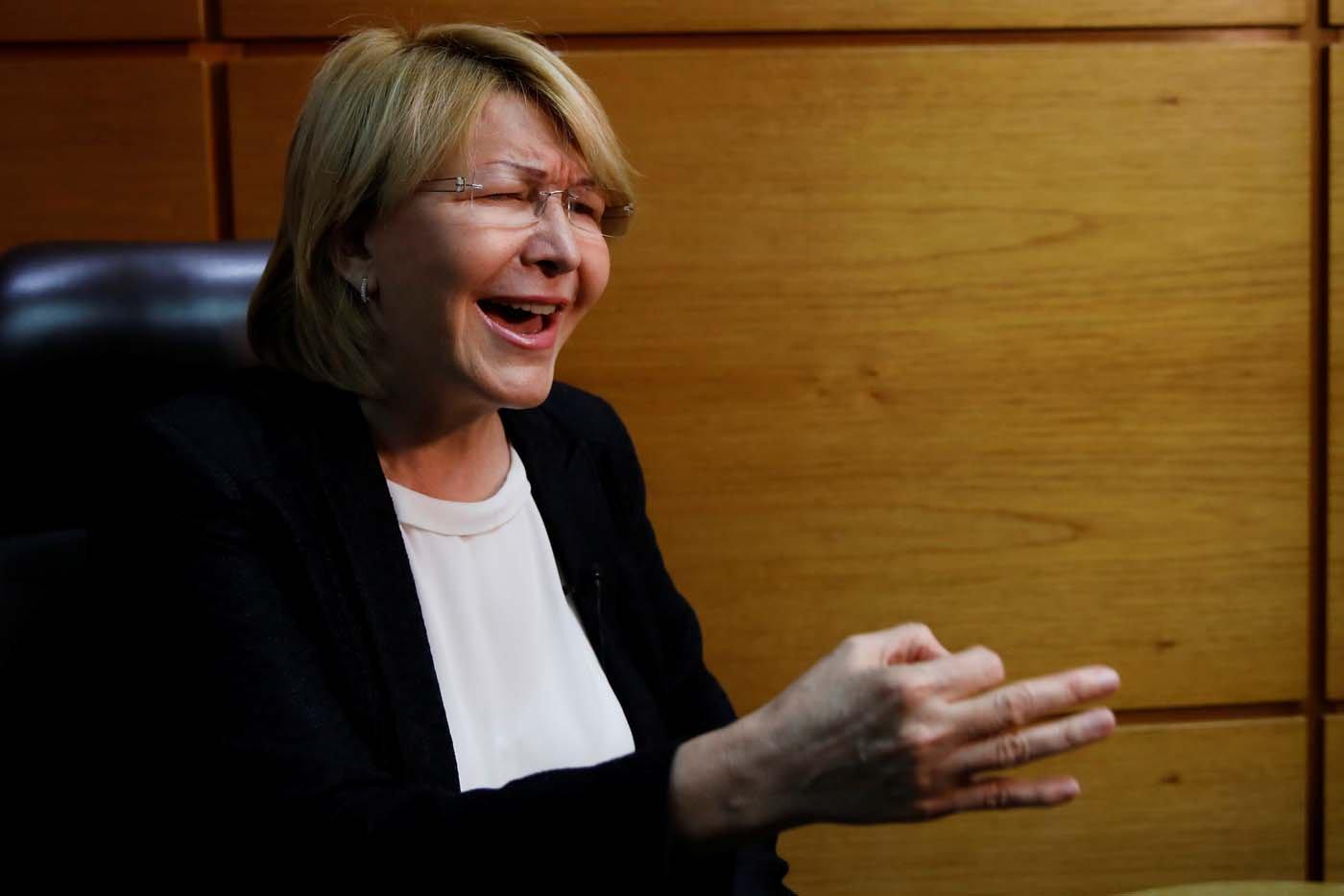 Ortega Díaz solicita a magistrados en el exilio captura internacional de Maduro por caso Odrebrecht