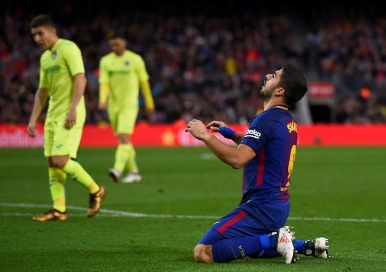 El Barcelona se atasca de nuevo, esta vez ante el Getafe (0-0)