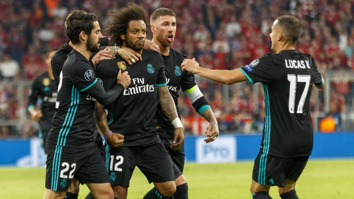 Real Madrid y Liverpool tomaron ventaja en las semifinales de la Champions League