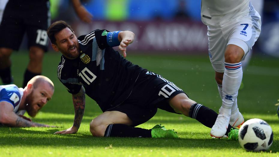 """Lionel Messi: """"Me siento responsable por no habernos llevado los tres puntos"""""""