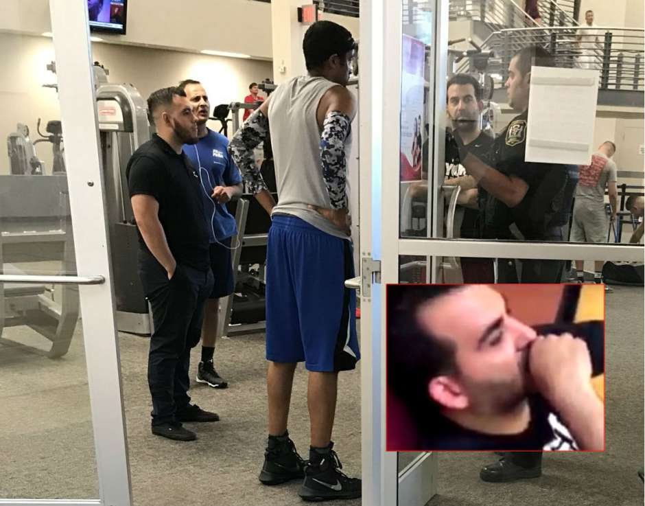 Llama a la Policía por recibir una falta durante un juego de baloncesto