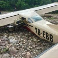 Buscan una cuarta víctima en la colisión de dos avionetas en Florida