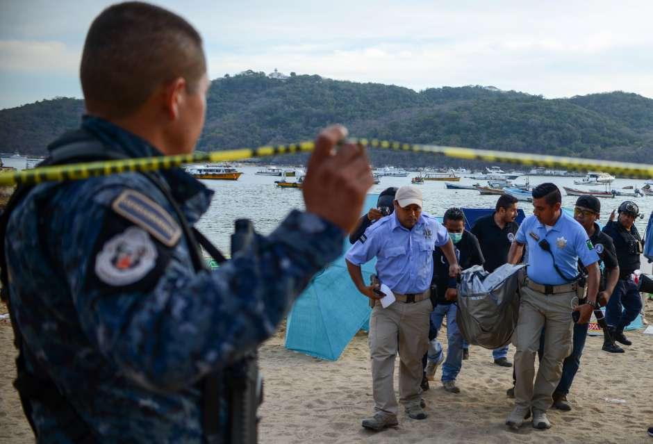 EEUU aumenta alertas de viaje aMéxico