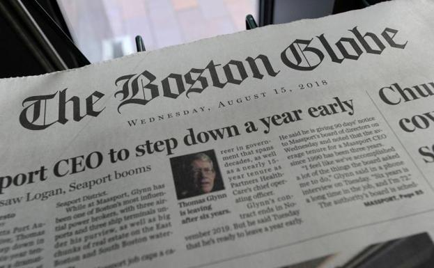 EE.UU: Cerca de 350 periódicos piden a Trump que cese de atacar a la prensa libre
