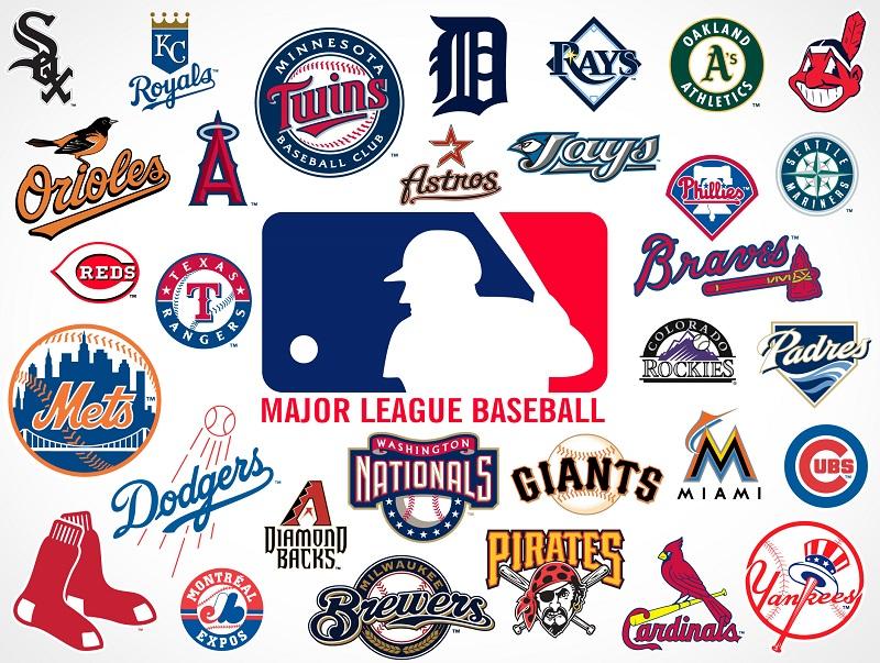 Tabla de posiciones de la MLB, sábado 24/08/2019