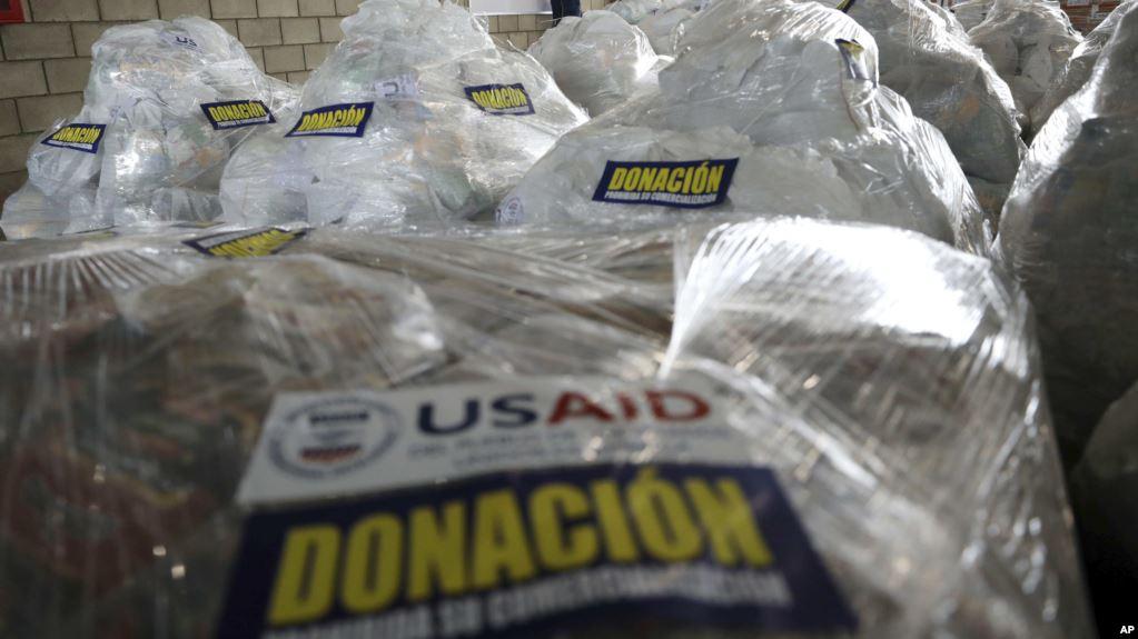 Venezuela en conteo regresivo para poner en marcha plan de ingreso de ayuda humanitaria