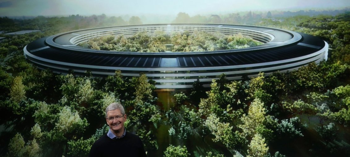 Apple Park - NotiRSE