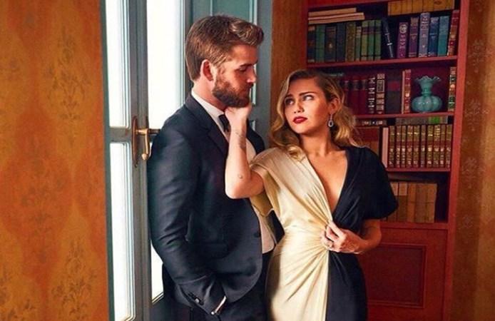 Confirmado: Miley Cyrus y Liam Hemsworth se casaron